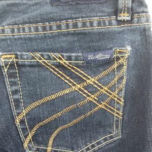 Levi's Jeans - Levi's Signature Slim LowRise Bootcut Jeans SzJr 5